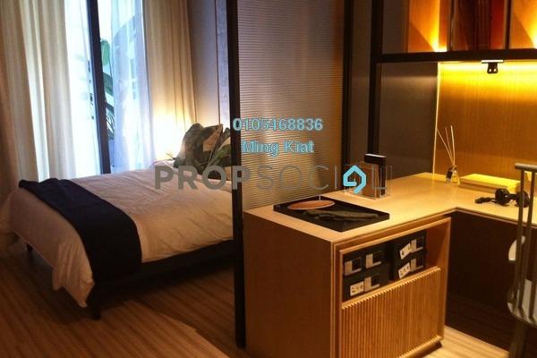 For Sale Condominium at The Pano, Sentul Leasehold Semi Furnished 1R/1B 508k