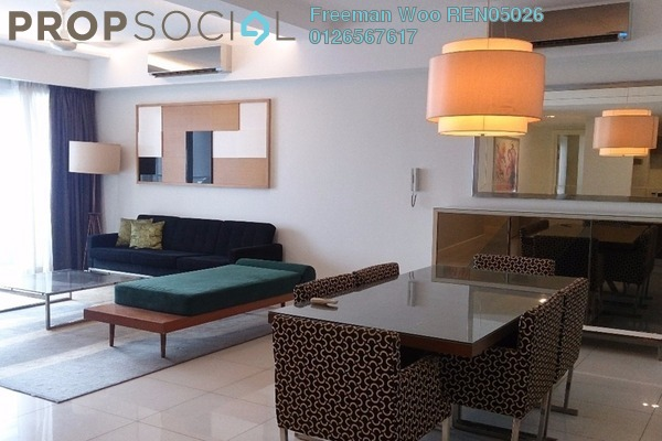 For Sale Condominium at Tiffani Kiara, Mont Kiara Freehold Fully Furnished 3R/2B 1.33m