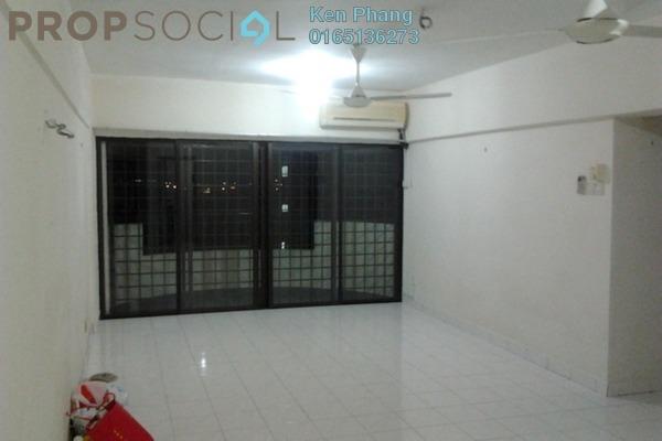 For Rent Condominium at Anjung Hijau, Bukit Jalil Freehold Semi Furnished 2R/2B 1.55k