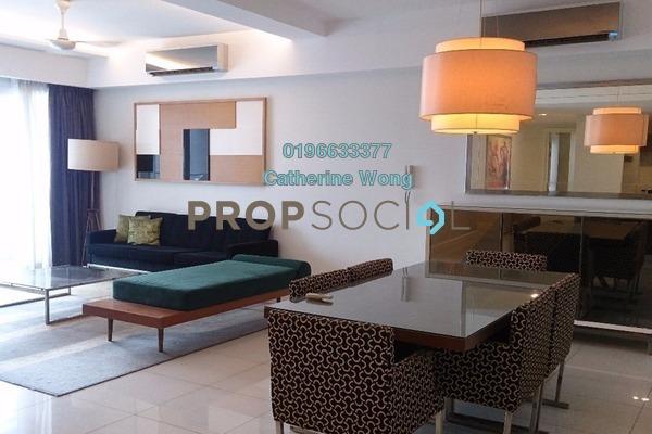 For Sale Condominium at Tiffani Kiara, Mont Kiara Freehold Fully Furnished 3R/2B 1.33m