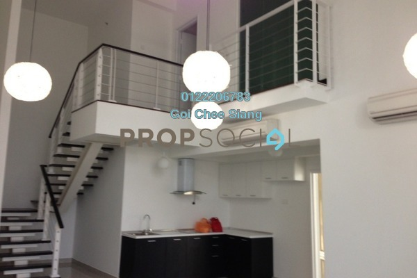 For Rent Duplex at The Scott Garden, Old Klang Road Freehold Semi Furnished 2R/2B 3k