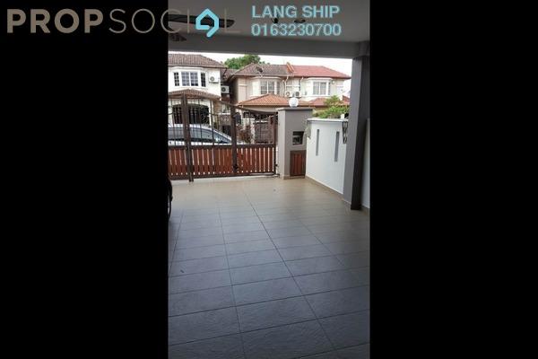 For Rent Terrace at BK5, Bandar Kinrara Freehold Fully Furnished 4R/3B 1.8k