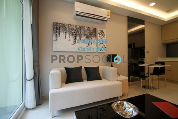 For Rent Condominium at Bintang Goldhill, KLCC Freehold Fully Furnished 1R/1B 2.8k