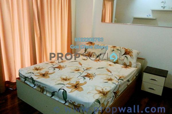For Rent SoHo/Studio at D-Villa Residence, Ampang Hilir Freehold Fully Furnished 1R/1B 1.8k