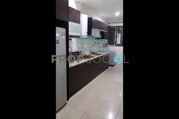 For Rent Condominium at Impian Meridian, UEP Subang Jaya Freehold Fully Furnished 4R/3B 2.5k