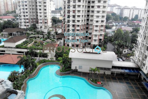 For Sale Condominium at Gurney Heights, Keramat Freehold Unfurnished 0R/0B 450k