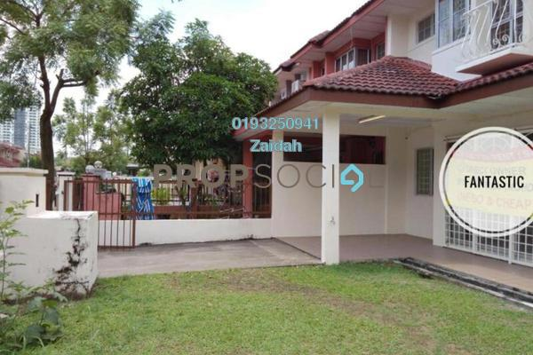 For Sale Terrace at PU8, Bandar Puchong Utama Freehold Unfurnished 4R/3B 775k