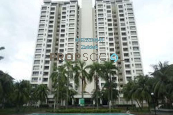 For Sale Condominium at Sri Hijauan, Shah Alam Freehold Fully Furnished 3R/2B 480k