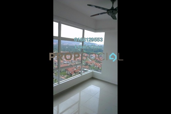 For Rent Condominium at The Zest, Bandar Kinrara Freehold Semi Furnished 3R/2B 1.6k
