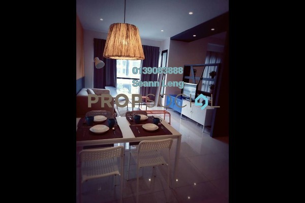 For Rent Serviced Residence at Tropicana Gardens, Kota Damansara Leasehold Fully Furnished 0R/1B 2.4k