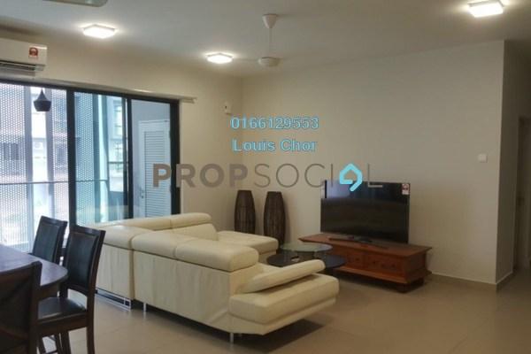 For Rent Condominium at Verde, Ara Damansara Freehold Fully Furnished 3R/3B 3.5k