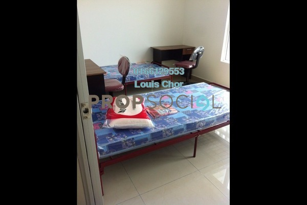 For Rent Condominium at Menara U, Shah Alam Leasehold Fully Furnished 2R/1B 1.6k