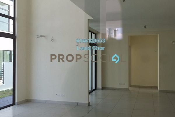 For Rent Semi-Detached at Sephira, Alam Impian Freehold Semi Furnished 6R/4B 2.99k