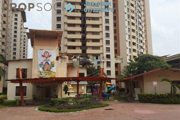 For Rent Condominium at Palm Spring, Kota Damansara Leasehold Semi Furnished 2R/2B 1.2k
