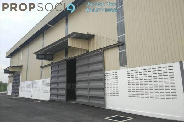 For Rent Factory at Taman Industri Selesa Jaya, Balakong Freehold Unfurnished 0R/0B 28k