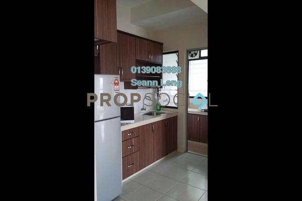 For Rent Condominium at Pelangi Damansara Sentral, Mutiara Damansara Leasehold Semi Furnished 1R/1B 1.4k