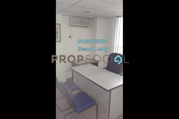 For Rent Office at Megan Ambassy, Ampang Hilir Freehold Semi Furnished 0R/0B 2.3k
