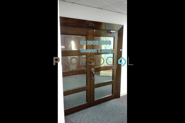For Rent Office at Plaza Mont Kiara, Mont Kiara Freehold Semi Furnished 0R/0B 4.2k