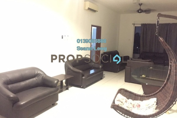 For Rent Condominium at Royal Regent, Dutamas Freehold Fully Furnished 3R/2B 2.5k