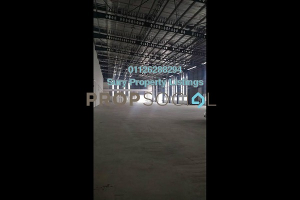 For Rent Factory at Taman Perindustrian Air Hitam, Klang Freehold Unfurnished 0R/6B 60k