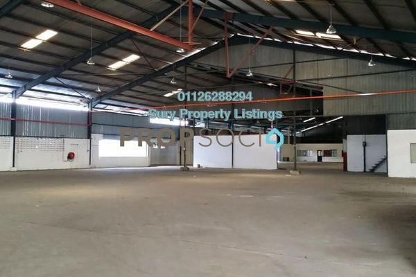 For Rent Factory at USJ 19, UEP Subang Jaya Freehold Unfurnished 0R/2B 48k