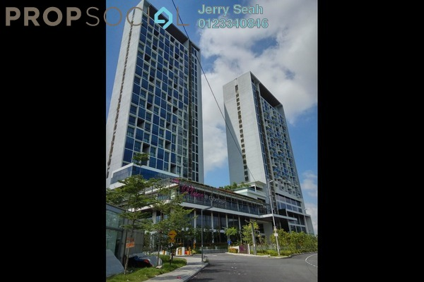 For Rent Shop at The Place, Cyberjaya Freehold Semi Furnished 0R/0B 3.5k