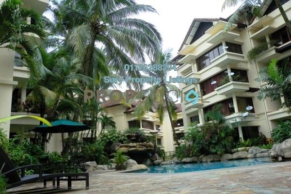 For Rent Condominium at Seri Duta I, Kenny Hills Freehold Semi Furnished 2R/2B 3.3k