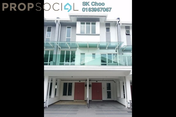 For Sale Townhouse at Bukit OUG Townhouse, Bukit Jalil Freehold Unfurnished 3R/3B 888k