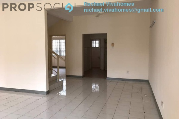 For Rent Terrace at BP11, Bandar Bukit Puchong Freehold Semi Furnished 4R/3B 1.2k