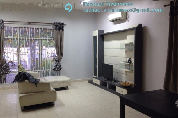 For Rent Semi-Detached at KiPark Puchong, Puchong Leasehold Semi Furnished 4R/3B 1.7k