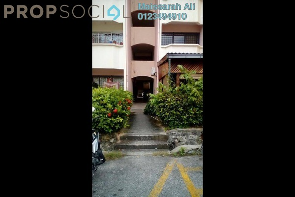 For Rent Condominium at Sri Raya Apartment, Ukay Leasehold Unfurnished 3R/2B 900translationmissing:en.pricing.unit