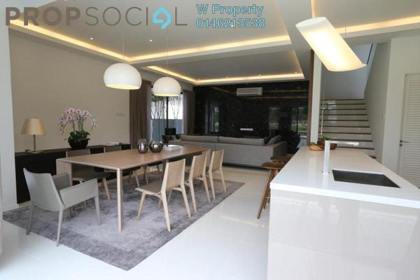 For Sale Terrace at The Peak, Cheras South Freehold Semi Furnished 5R/4B 1.35m