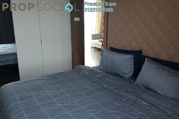For Rent Condominium at VERVE Suites, Old Klang Road Freehold Fully Furnished 1R/2B 3.8k