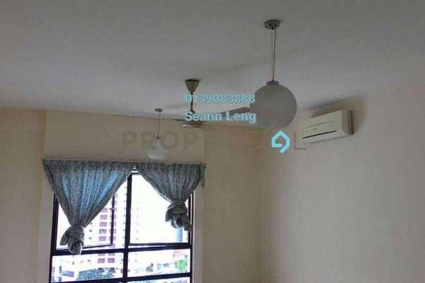 For Rent Condominium at Pelangi Damansara Sentral, Mutiara Damansara Leasehold Semi Furnished 2R/2B 1.3k