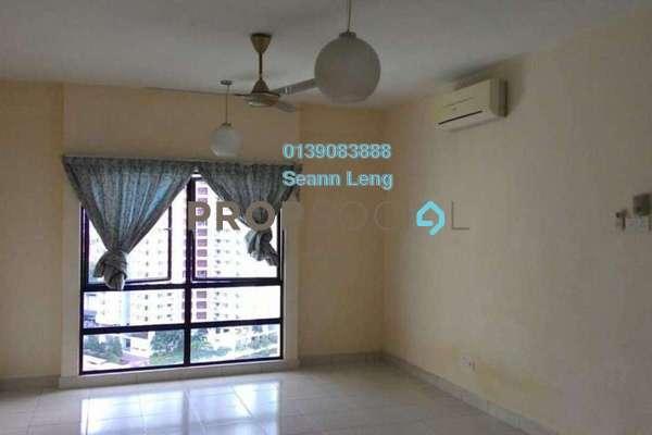 For Rent Condominium at Pelangi Damansara Sentral, Mutiara Damansara Leasehold Semi Furnished 2R/2B 1.25k