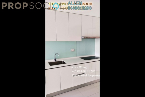 For Sale Serviced Residence at Imperia, Puteri Harbour Freehold Semi Furnished 2R/2B 1.1m