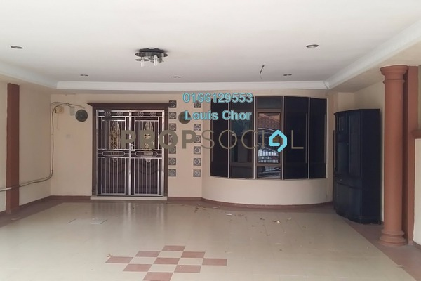 For Rent Terrace at Bandar Bukit Tinggi 2, Klang Freehold Semi Furnished 4R/4B 1.6k