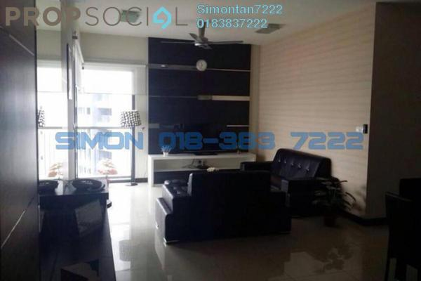 For Rent Condominium at Sunway South Quay, Bandar Sunway Leasehold Fully Furnished 3R/2B 4k