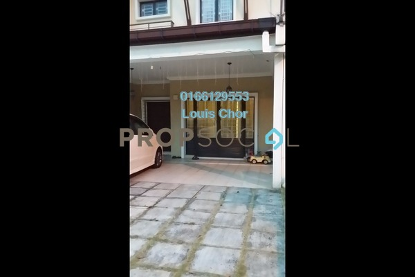 For Sale Terrace at Bayuemas, Klang Freehold Semi Furnished 4R/4B 630k