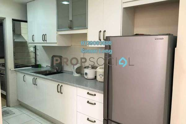 For Rent Condominium at Pelangi Damansara Sentral, Mutiara Damansara Leasehold Fully Furnished 2R/2B 1.85k