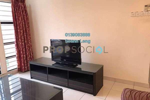 For Rent Condominium at Pelangi Damansara Sentral, Mutiara Damansara Leasehold Fully Furnished 2R/2B 1.8k