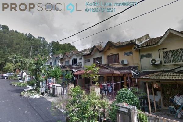 For Sale Terrace at Koi Kinrara, Bandar Puchong Jaya Freehold Semi Furnished 3R/2B 470k