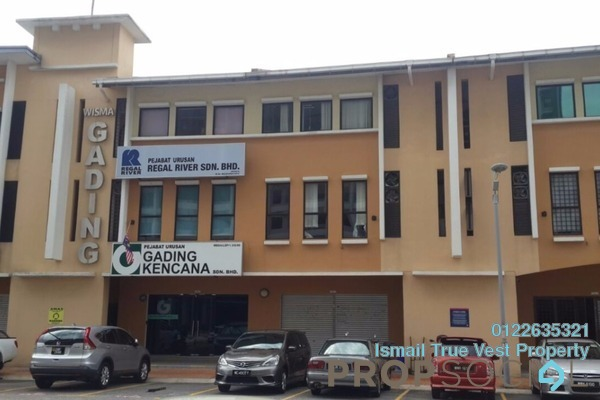 For Rent Shop at Alami, Shah Alam Freehold Unfurnished 0R/0B 5.5k