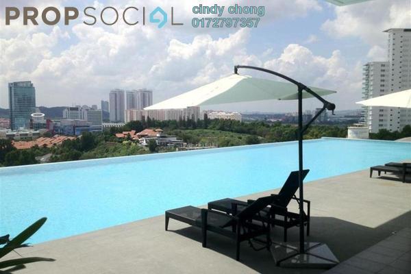 For Sale SoHo/Studio at Neo Damansara, Damansara Perdana Leasehold Fully Furnished 1R/1B 395k