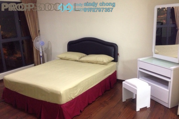 For Rent SoHo/Studio at Subang SoHo, Subang Jaya Freehold Fully Furnished 1R/1B 2k