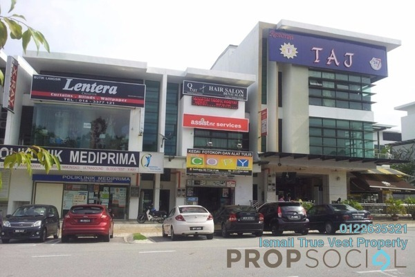 For Sale Shop at E-Boulevard, Denai Alam Freehold Unfurnished 0R/0B 2.38m