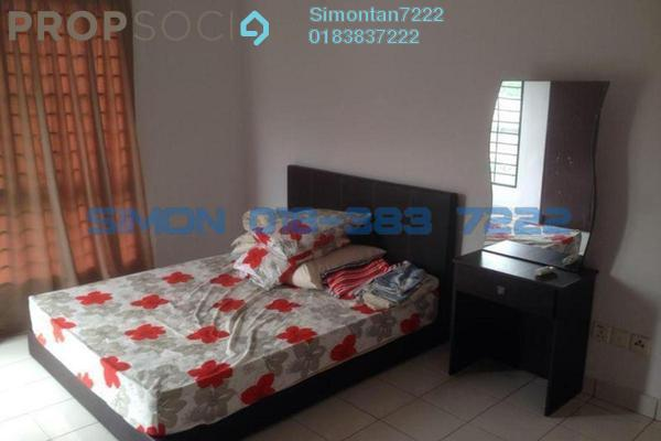 For Sale Condominium at La Vista, Bandar Puchong Jaya Freehold Semi Furnished 3R/2B 615k