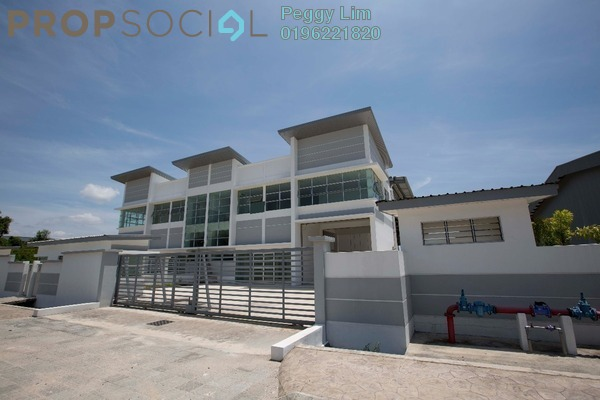 For Rent Factory at Alam Jaya Industrial Park, Kuala Selangor Leasehold Unfurnished 0R/0B 20k