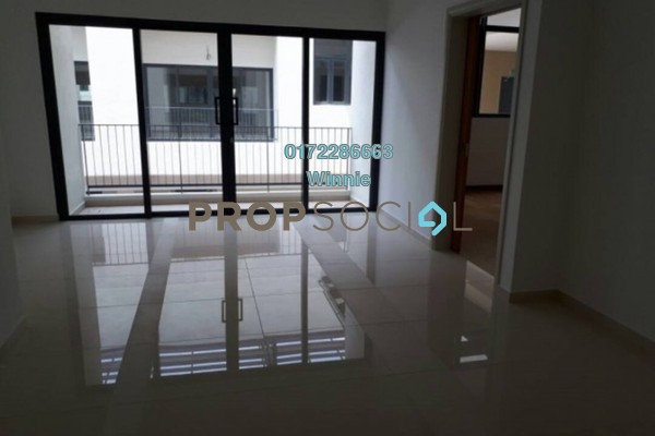 For Sale SoHo/Studio at Arcadia, Pulau Tikus Freehold Semi Furnished 1R/1B 750.0千