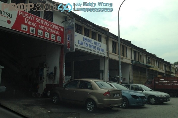 For Rent Factory at SD5, Bandar Sri Damansara Freehold Semi Furnished 0R/2B 3.3k